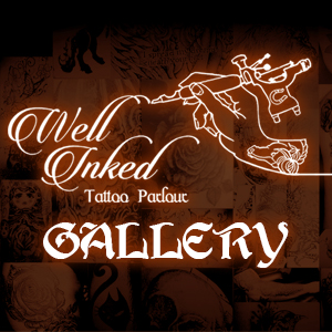Well Inked Tattoo Gallery