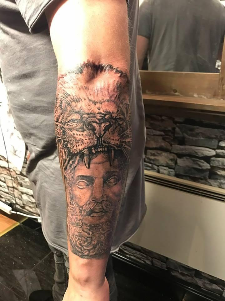 Hercules Tattoo