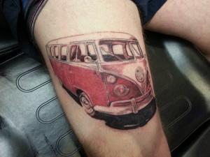 volkswagen Tattoo